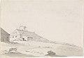 Carl Gustav Carus - Brockenhaus im Harz (1811).jpg