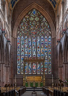 Carlisle Cathedral - W...