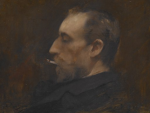 Carolus-Duran - Portrait of a Man - 59.26 - Indianapolis Museum of Art