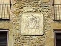 Carrer Cavallers 14 - la Bisbal d'Empordà - rellotge de sol.jpg