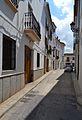 Carrer del marqués de Benicarló, antic carrer del Centre d'Algar de Palància.JPG