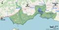 Carte parc national Macédoine-Occidentale et Thrace.png