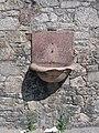 Carved granite water fountain - geograph.org.uk - 1154141.jpg