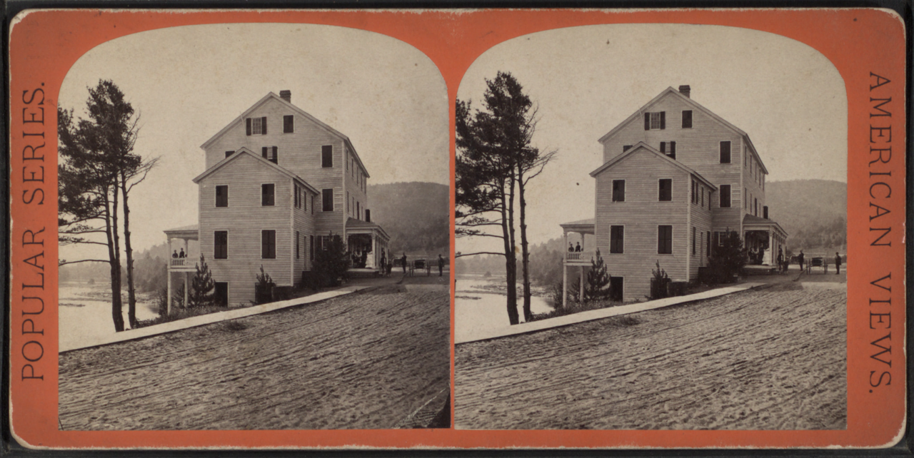 File Cascade House At Hadley By E H T Anthony Firm