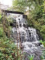 Cascade at Lower Lake, Eridge Park - geograph.org.uk - 267773.jpg