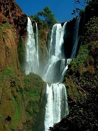 Ouzoud Falls - Ouzoud Waterfalls