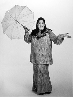 Cass Elliot in TV (1973)