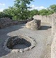 Castell Dolforwyn - Dolforwyn Castle, Powys, Cymru (Wales) 32.jpg