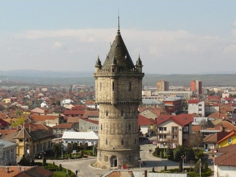 Castelul de apă, Turnu Severin, jud. MH