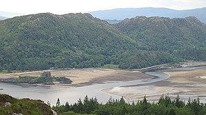 Amy of Garmoran - Castle Tioram in Loch Moidart