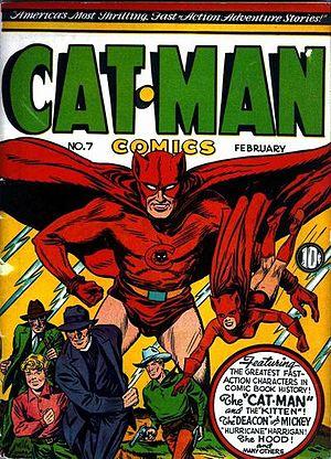 Cat-Man and Kitten - Image: Cat Man 7