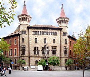 Antoni de Falguera - Image: Catalonia Barcelona Consevatori De Musica