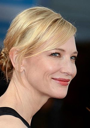 Cate Blanchett - Blanchett at the Deauville American Film Festival in 2013