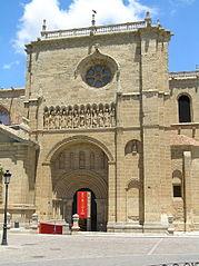 Catedral de Ciudad Rodrigo. Portada de las Cadenas.jpg