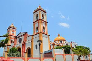 San Andrés Tuxtla - Cathedral