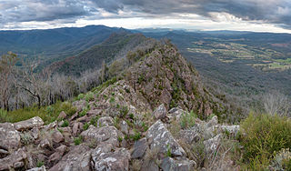 Cathedral Range State Park Protected area in Victoria, Australia