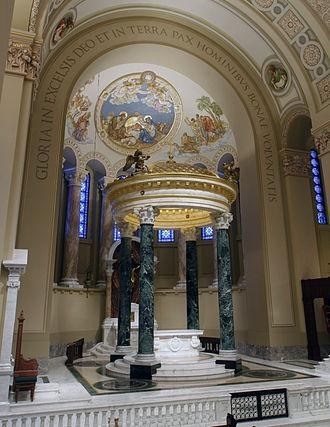 Duncan G. Stroik - Cathedral of Saint Joseph Sanctuary