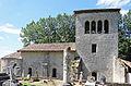 Cauzac - Église Sainte-Eulalie -1.JPG