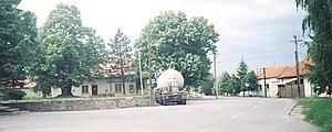 Ledinci - Image: Centar ledinaca