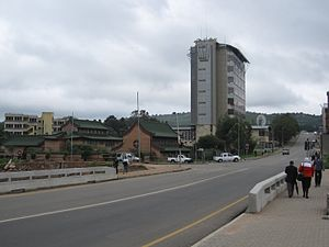 Central bank swazi