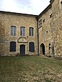 Château de Sérillac main doorway area.jpg