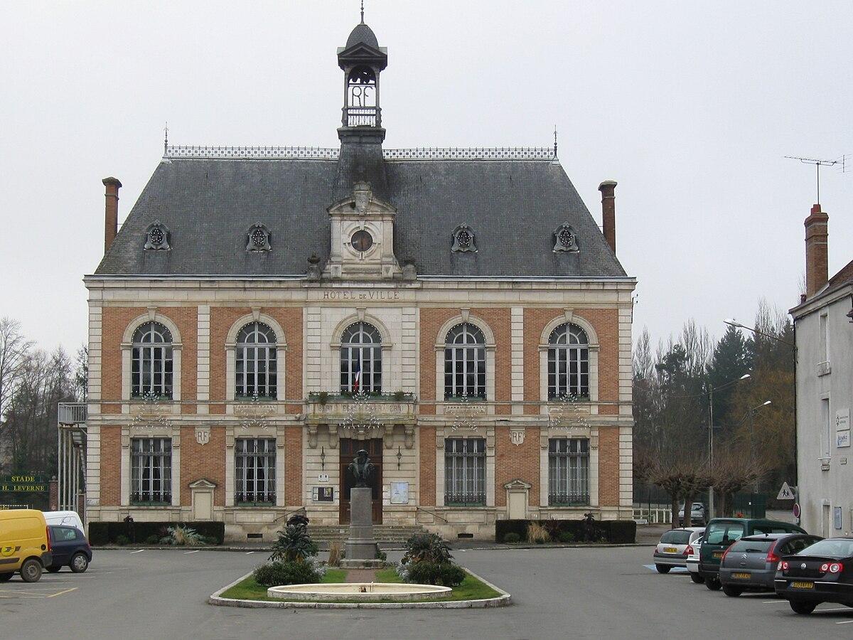 Châtillon-Coligny - Wikipedia