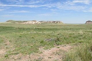 Chalk Bluffs Natural Area