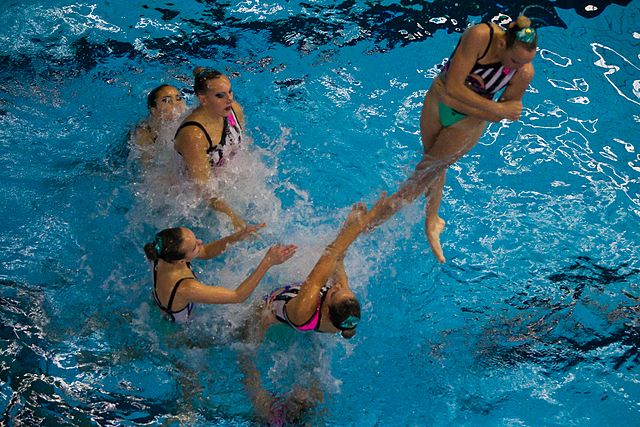 Championship of the North-West Federal District in synchronized swimming (2016-10-20) 10.jpg