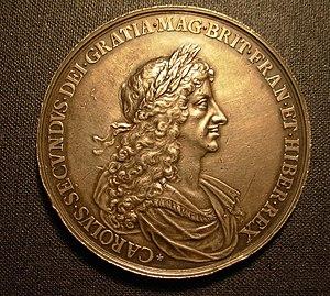 Obverse of medal