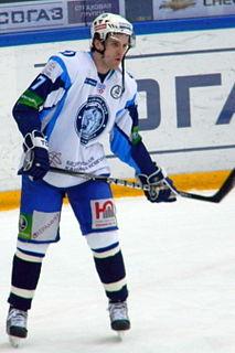 Charles Linglet Belarusian ice hockey player