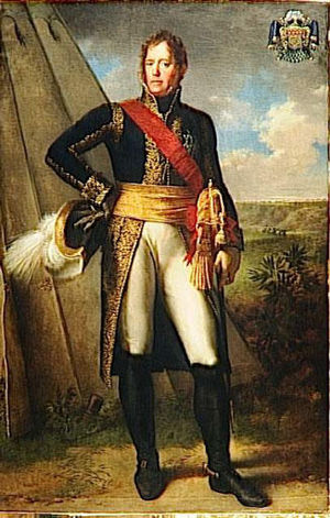 Battle of Winterthur - The rivalry between Michel Ney (pictured) and Jean de Dieu Soult that was born at Winterthur endured throughout the Napoleonic Wars.