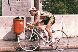 Système U (cycling team) cycling team (1986-1989)