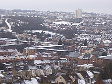 Chatham under snow - geograph.org.uk - 1024501.jpg