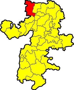 Nyazepetrovsky District - Image: Chelyabinskaya oblast Nyazepetrovsky rayon