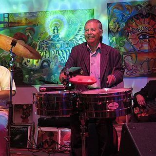 José Areas Nicaraguan percussionist (born 1946)