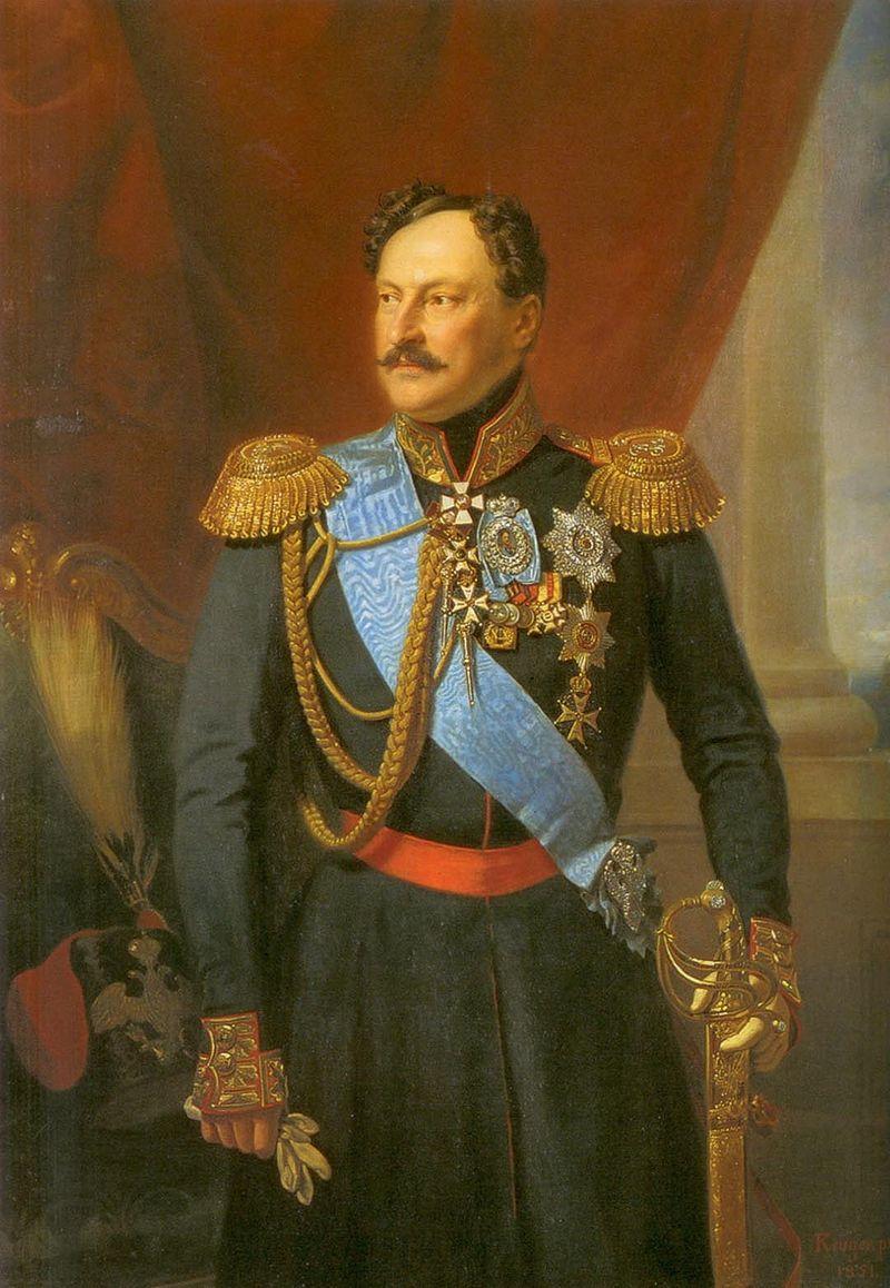 Чернышев, автор Франц Крюгер.jpg