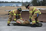 Cherry Point, 2nd MAW personnel, local first responders hone crisis response skills 150303-M-SR938-024.jpg