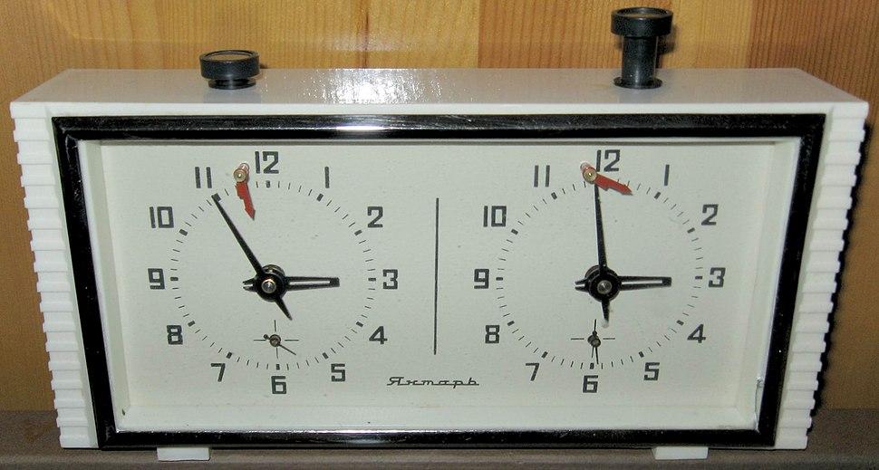 Chess clock USSR