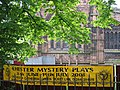 Chester Mystery Plays banner 2008 - geograph.org.uk - 858697.jpg