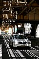 """Chicago (ILL) Downtown, S Wells St. """" under the Loop, white cab """" (4824239100).jpg"""