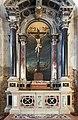 Chiesa di Santa Maria della Visitazione (degli Artigianelli) la Crocifissione attribuita Nicolas Régnier.jpg
