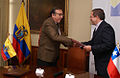 Chile entrega el depósito de Ratificación al Tratado de Unasur (5199659370).jpg