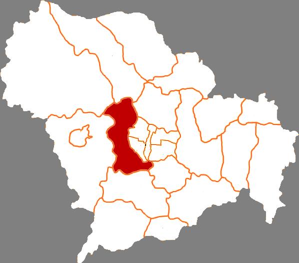 Luquan in Shijiazhuang