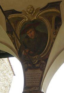 Francisco de Quiñones Franciscan friar and cardinal