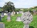 Chivelstone Churchyard - geograph.org.uk - 519584.jpg