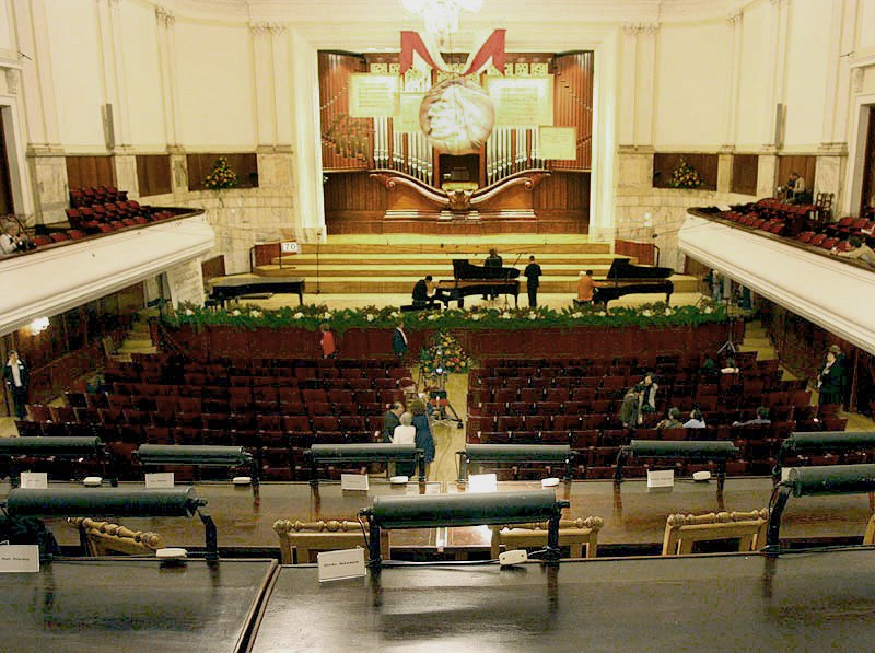 Chopin Intl Piano Competition 2005