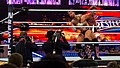 Chris Jericho v CM Punk at Wrestlemania XXVIII (7206094570).jpg