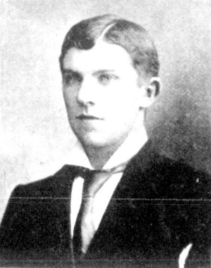 Chris Kiernan - Kiernan in 1899