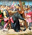 Christ climbing Calvaire-Master of the Pieta of Saint Germain des Pres-MBA Lyon H651-IMG 0249.jpg