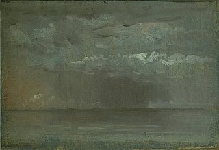 Study of Clouds over the Sea
